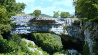 Vliegen onder de Veja-brug