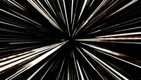 Radial Comic Light Speed Lines em movimento