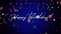Feliz cumpleaños texto