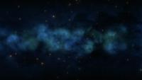 Étoiles dans la galaxie
