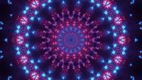 Blue Star Lantern VJ Loop