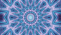 Sternzentrierter Blumenhintergrund