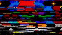 TV-Farbbalken Broadcast-Fehler