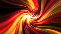 Holographischer bunter Feuereffekt Swirly