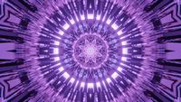 Symmetrical Vivid Shifting Illusion 4k, 3D-Rendering-VJ-Schleife