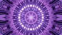 Symmetrical Vivid Shifting Illusion 4k, 3D-Rendering-VJ-Schleife