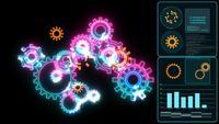 Contexte de la technologie des engrenages thermodynamiques numériques