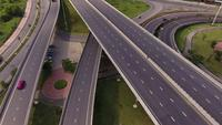 Aerial Traffic Highway