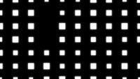 Fond de Veejay avec boucle d'animation de lumières clignotantes