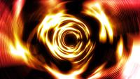 Abstract Radial Blur Vortex Tunnel