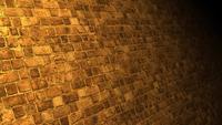 Alley Backsteinmauer