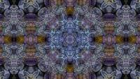 Kaleidoscope Forms Flicker And Twist