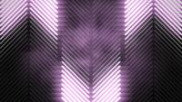 Purple Neon Stripes Pattern