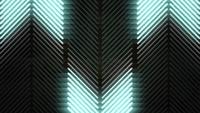 Fondo de rayas de luces verdes