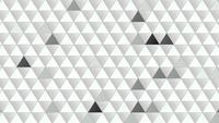 Abstrakter Hintergrund der weißen Dreiecke