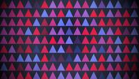 Small triangles pattern