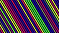 Retro lijnen in jaren 80 stijl