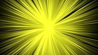 Yellow motion rays
