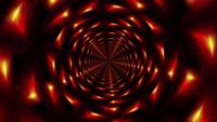 Loop magical fractal energy  morph oscillate pattern tunnel