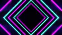 Abstract LED Neon lights