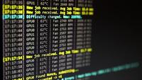 Code d'exploration de crypto-monnaie
