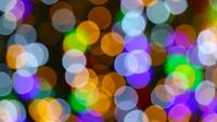 Colorful Lights Bokeh