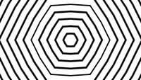 Motif de lignes noires et blanches