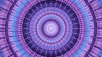 Mechanisch prismatisch reflektierender Raum