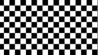 Abstract checkers table white and black