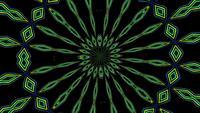 Kaleidoskop-Musterlaser