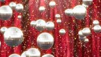 Mirror Ball Background