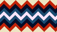 Retro style patterns geometry 70s and 60s