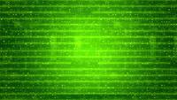 Fundo de matriz verde abstrato