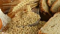 Concepto de pan delicioso