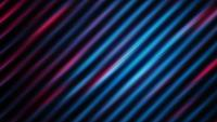 Diagonal Red Blue Geometric Metro Light Streaks