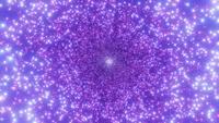 Heldere ruimte deeltjes melkweg 3d illustratie vj lus