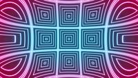 Abstract Hypnotic Kaleidoscope Background Loop