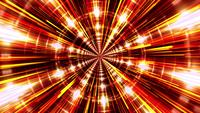 Abstract Rotating Electricity Flicker Light Spark