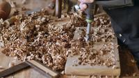 Die Kunst des Holzfällers